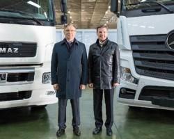 Daimler и КАМАЗ начали строительство завода совместного производства кабин в Набережных Челнах