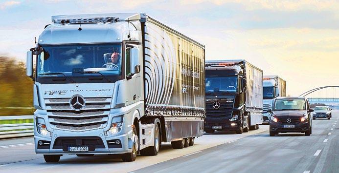 Как живой Что уже сегодня умеет «оцифрованный» грузовик?