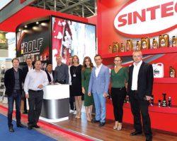 SINTEC презентовал обновленный дизайн продукции на выставке «Интеравто 2016»