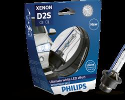 Philips Xenon White Vision второго поколения побеждает тьму
