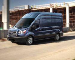 Ford Transit назван самым популярным фургоном в мире