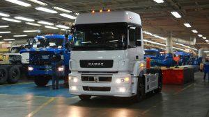 КамАЗ ищет выход на рынок Китая