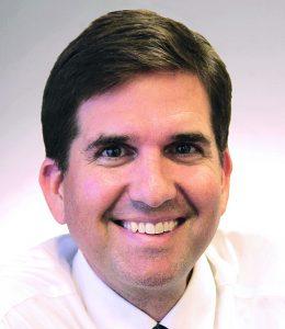 Рэнди Коул, исполнительный директор комис- сии Огайо по платным дорогам и инфраструктуре