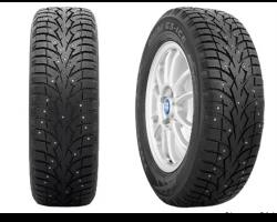 Японская зима : Обзор зимних шин бренда Toyo Tires
