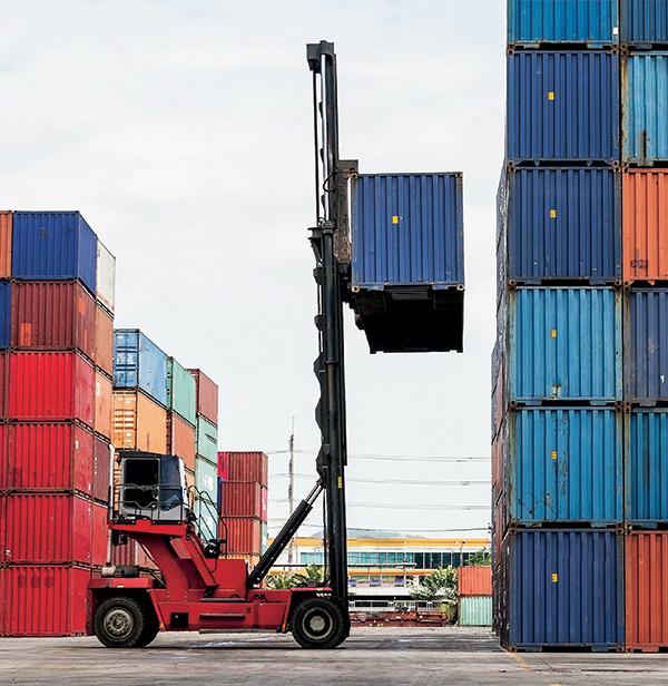 РОССИЯ налаживает международные перевозки