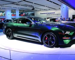 North Americ an International Auto Show Новый год начинается в Детройте