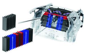 Углепластиковые конструкции в Audi A8