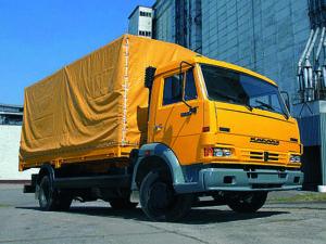 Беспилотные грузовики «Одиссей»