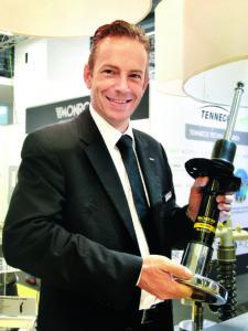 Питер ван Брюссель, старший продакт-менеджер AM EMEA Tenneco