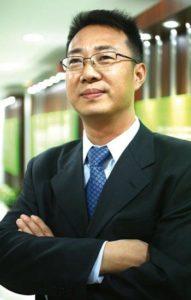 Гу Чан Тинг, вице-председатель шанхайского отделения Китайского совета по содействию международной торговле CCPIT и президент Шанхайской международной выставочной компании SIEC