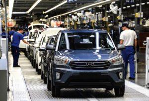 Hyundai основательно закрепляется в России