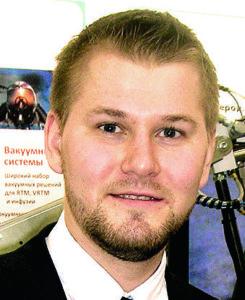 Артем Сауэрмильх руководитель отдела маркетинга и рекламы компании «Елабужский аккумуляторный завод»