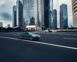 Первая презентация Российского Электромобиля
