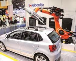 Webasto представляет решения для автомобилей будущего