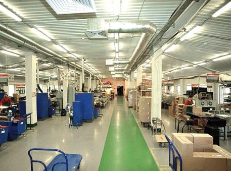 Линии производства топливных и масляных фильтров