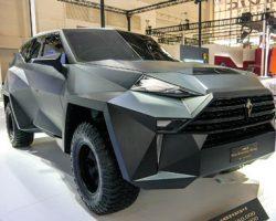 Auto China 2016 мировых премьер Karlmann King LeSee триумф китайского автопрома
