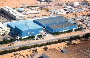 Завод по производству шин «Eternity» в эмирате Рас-эль-Хайма