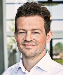 Эсбен Остергард, технический директор Universal Robots