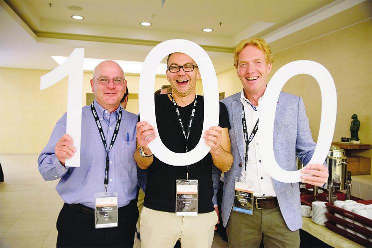 Monroe 100 лет в бизнесе – 100% успеха