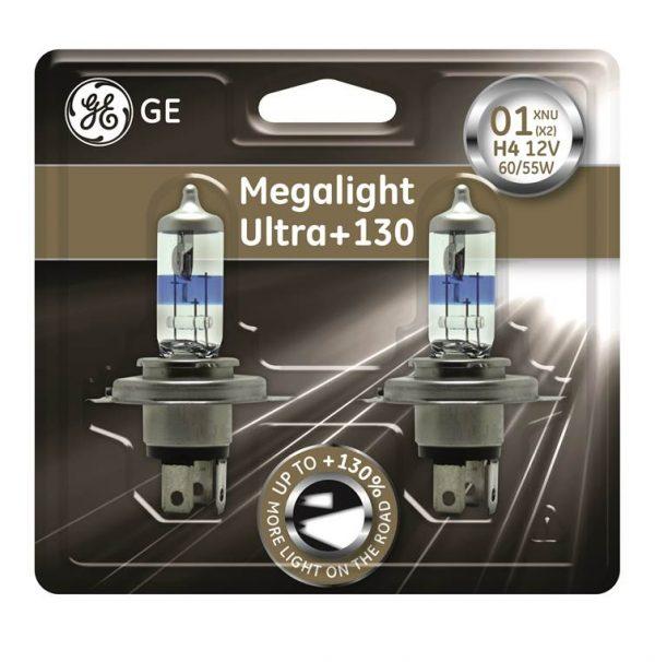GE Megalight Ultra +130