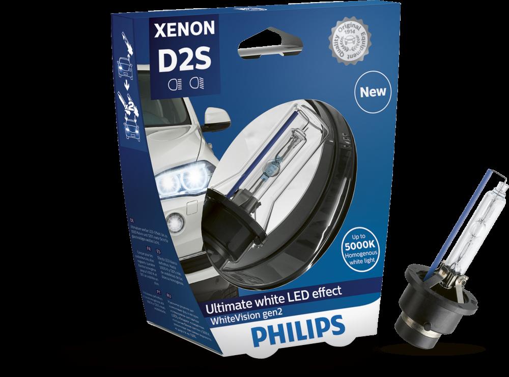 Philips Xenon White Vision