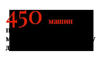 450 машин поставит KIA московскому каршерингу до конца года