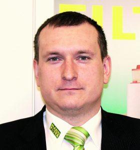 Андрей Алексюк руководитель отдела маркетинга ООО «МАНН+ХУММЕЛЬ» в России