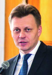 Константин Румянцев руководитель отдела материалов для авто- промышленности «3М Россия»