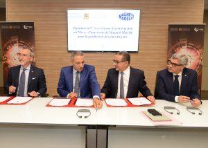Agreement MMarelli_Morocco