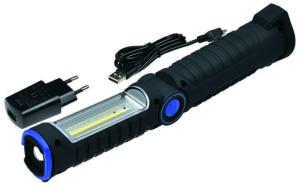 Шарнирная лампа 3Вт+3Вт / 3Вт+УФ