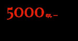 5000 ед. — суммарные мировые продажи электромобилей JAC