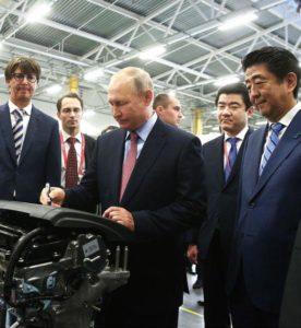 Во Владивостоке в сентябре открылся завод двигателей Mazda