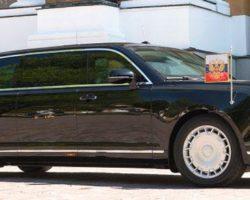 Машины президентов