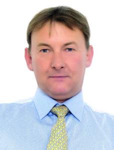Индрих Бакуле, генеральный директор представительства компании BRISK, Czech Republic по Восточной Европе