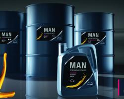 MAN для России Новая линейка смазочных материалов MAN