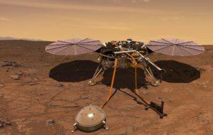 Castrol теперь и на Марсе