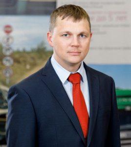 Александр Бабушкин, начальник отдела региональных продаж ООО «Скания-Русь»