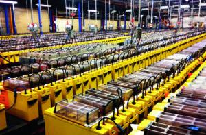 О чём и как рассказывают аккумуляторные заводы