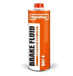 Тормозная жидкость Highway DOT-4