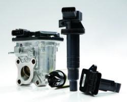 DENSO: датчики системы управления двигателем для европейских автомобилей
