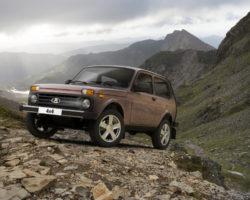 «АвтоВАЗ» приостановил производство Lada Niva Legend