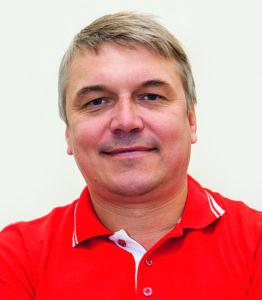 Илья Мигушин менеджер технического департамента компании NGK Spark Plugs (Eurasia)