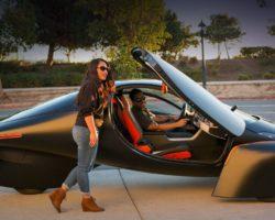 Электромобиль для дальних путешествий скоро появится в продаже