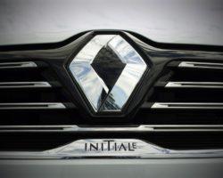 Renault меняет стратегию и логотип