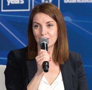 генеральный директор ITEMF Expo Анна Манвелова