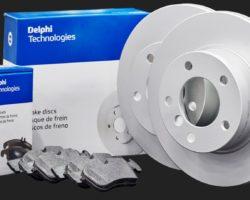 Тормозные колодки Delphi Technologies: пять слоев качества