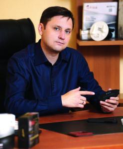 енеральный директор компании «АЙКОКОРП» Александр Харбиков.