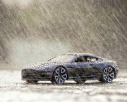 Дождь сильнее технологий
